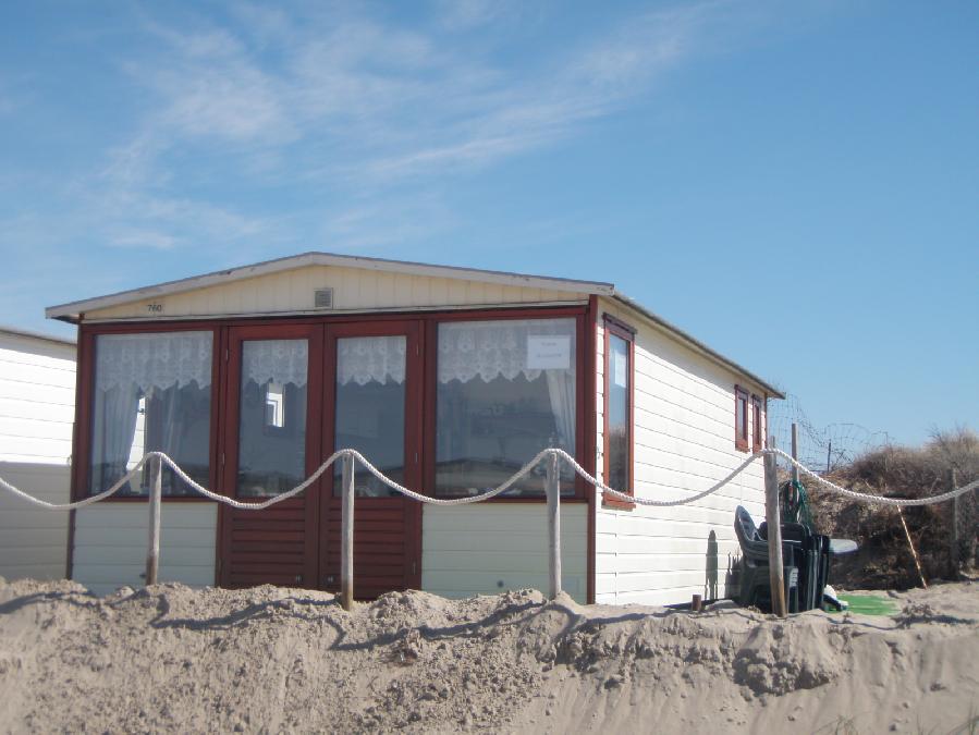 Chalet / Strandhuisje